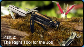 Camping Guide: Leatherman Knives & Multi-Tools
