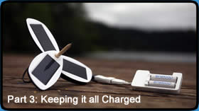 Camping Guide: Keeping it all Charged